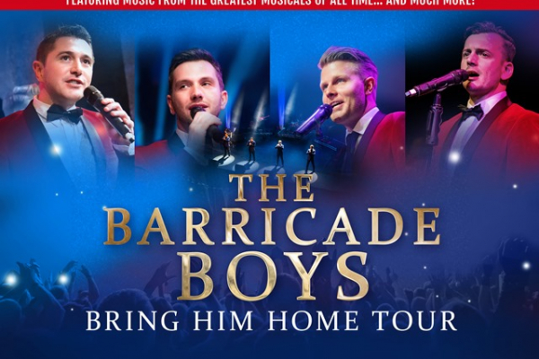A Night at the Musicals with The Barricade Boys